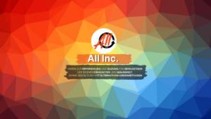 All Inc. Header Mobile