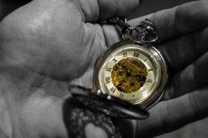 Zeit und Ziele